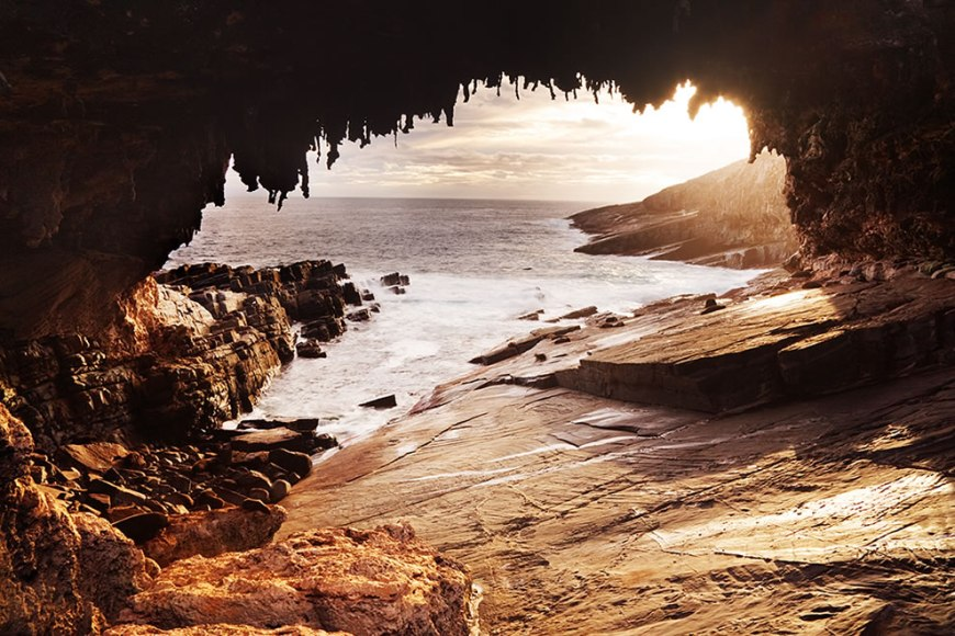 Admiral's Arch - Kangaroo Island, South Australia - Flinders Chase National Park