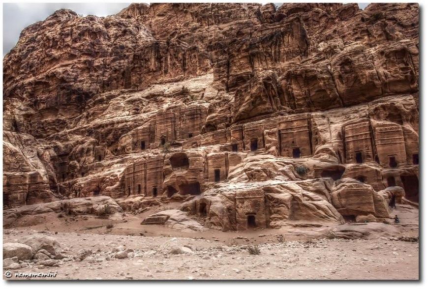 Petra Street of Facades