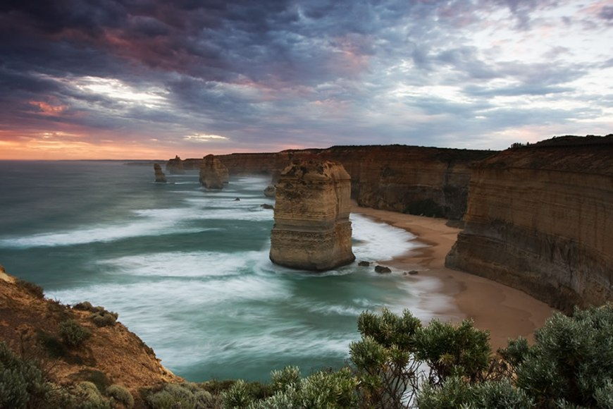 Port Campbell National Park The Twelve Apostles - Australia