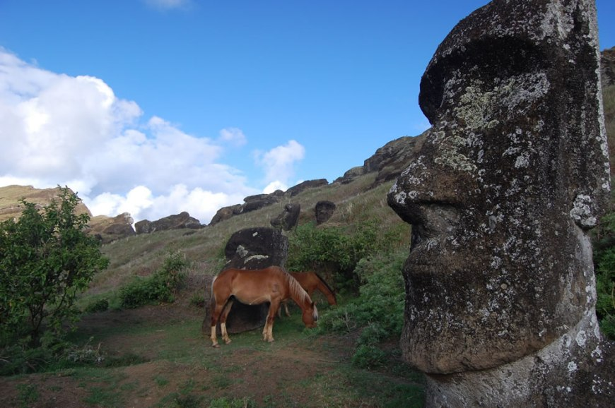 Chile, Easter Island