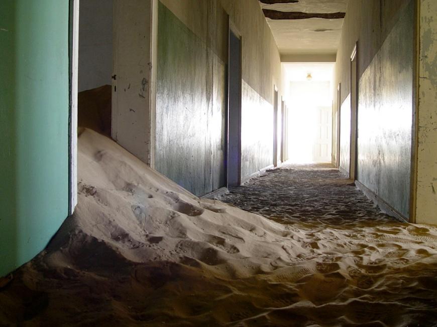 Kolmanskop ghost town