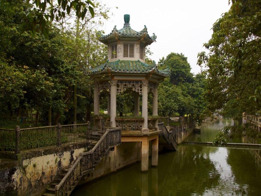 Chinese Gardens - Li Garden