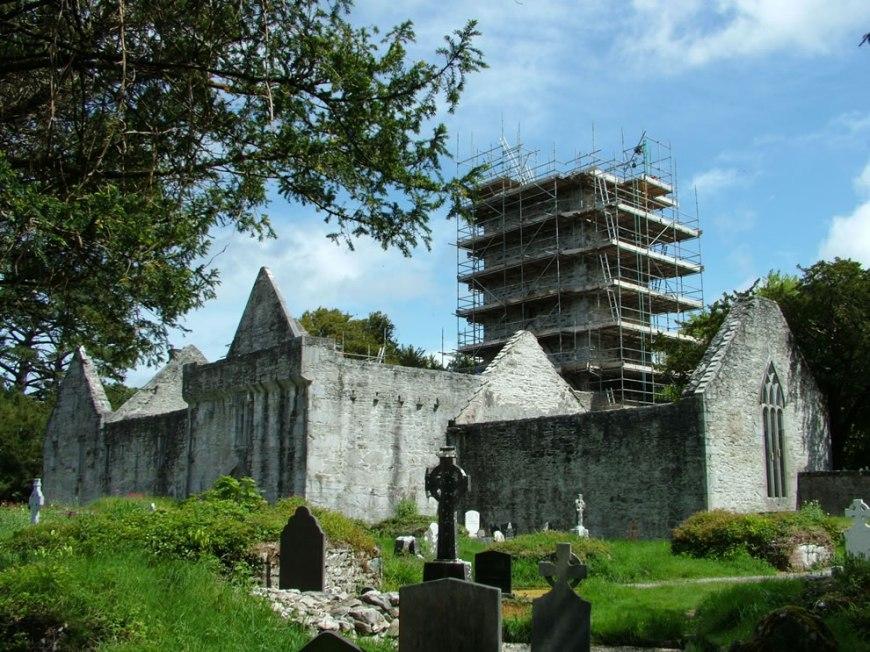 Muckross Abbey Ireland now