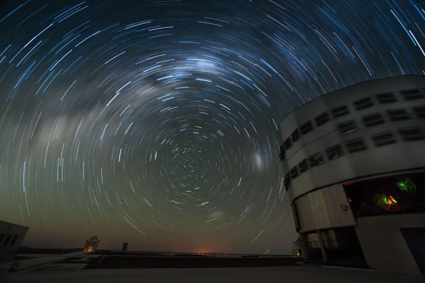 ESO - Starry Night at Paranal