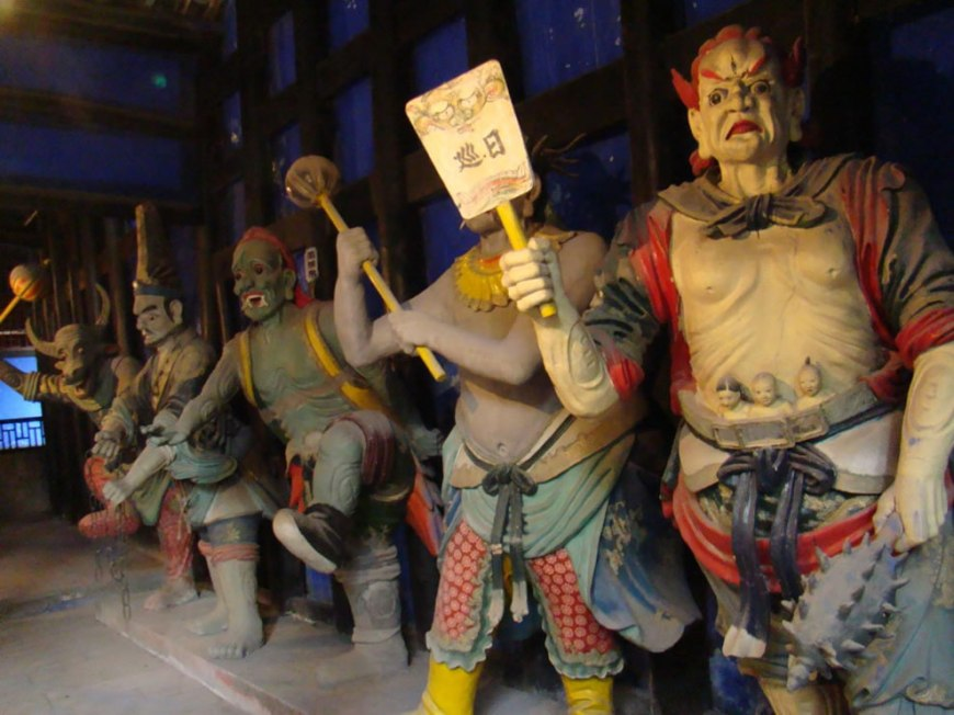 China - Fengdu The City of Ghosts