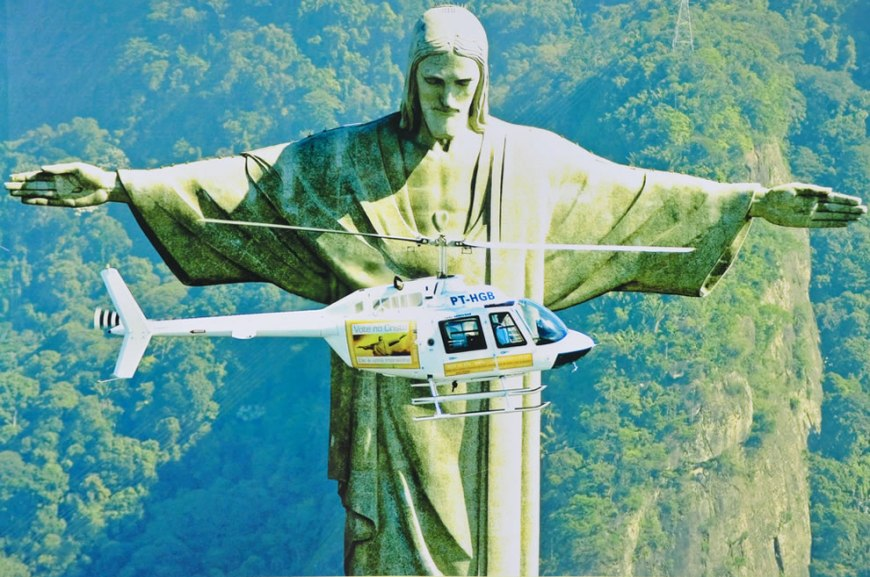 Christ the Redeemer it was big