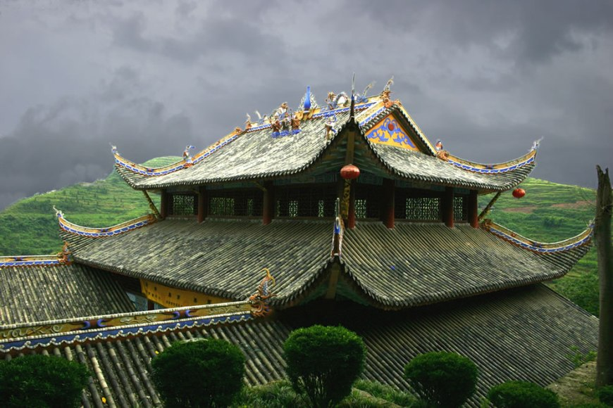 Fengdu Temple