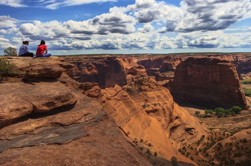 Heaven aka Navajo Nation - Canyon de Chelly
