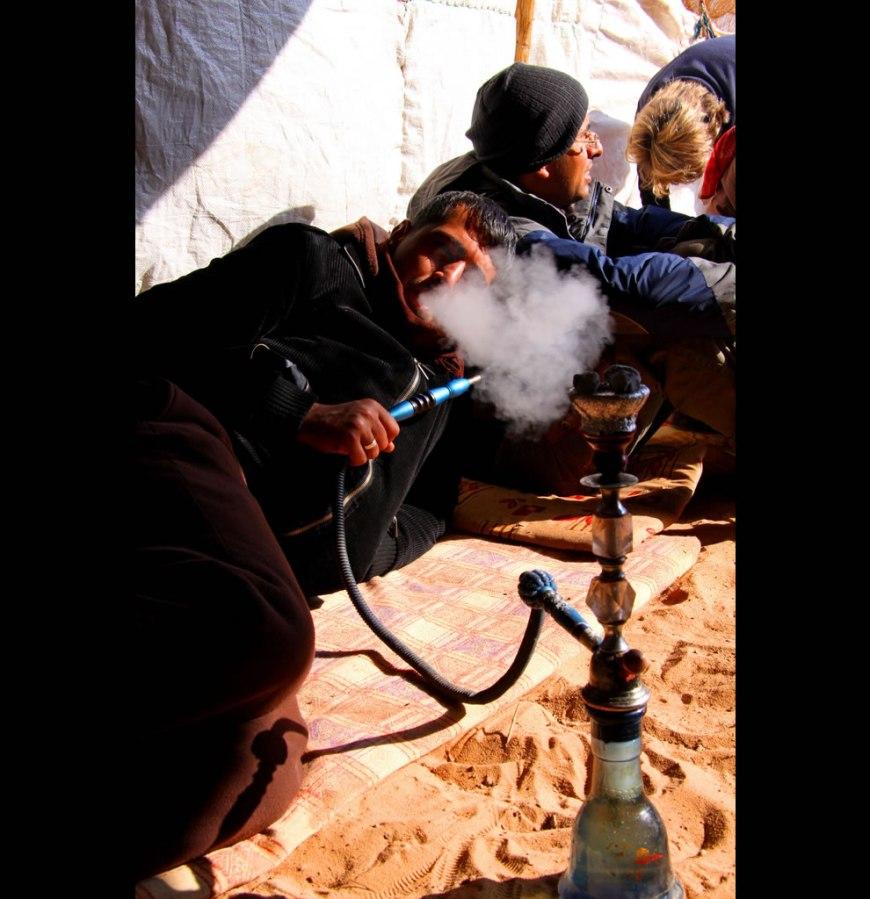 Smoke em if you got em in the desert