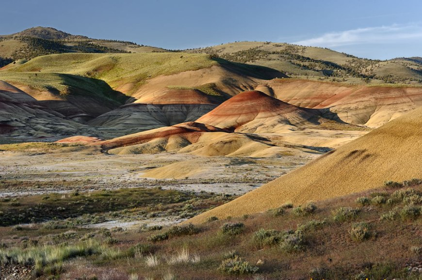john day singles over 50 Start over 7 wonders of oregon the painted hills are one of the three units that comprise the john day fossil scientists study 50 million years of plant and.