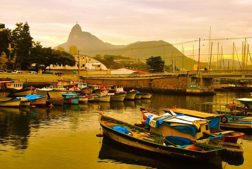 Urca - Rio de Janeiro Christ on the hill
