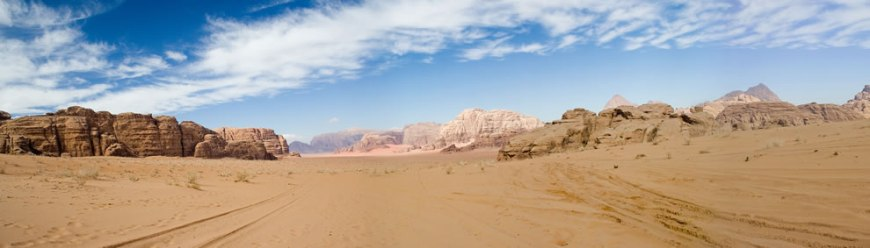 Wadi Rum Panorama