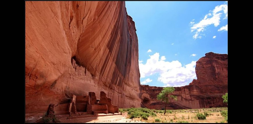 White House Ruin in Canyon de Chelly