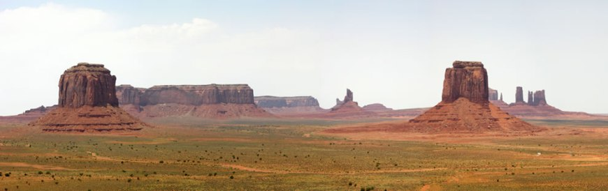 Artist Point Monument Valley USA