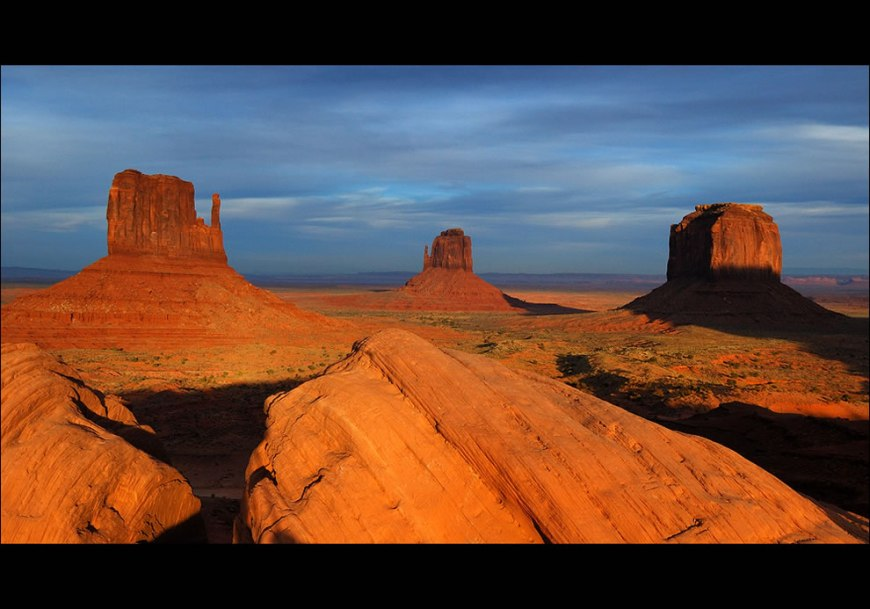 Monument Valley National Monument, Arizona [...moments]