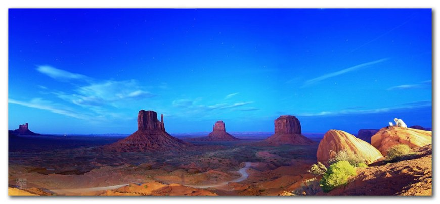 Once upon a time in Monument Valley
