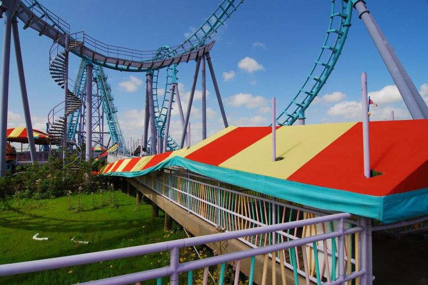 Urbex Six Flags