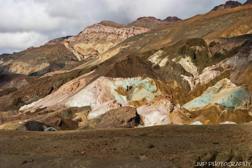 Artists Palette at Death Valley National Park