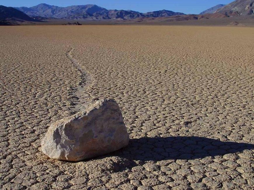 Death Valley Racetrack