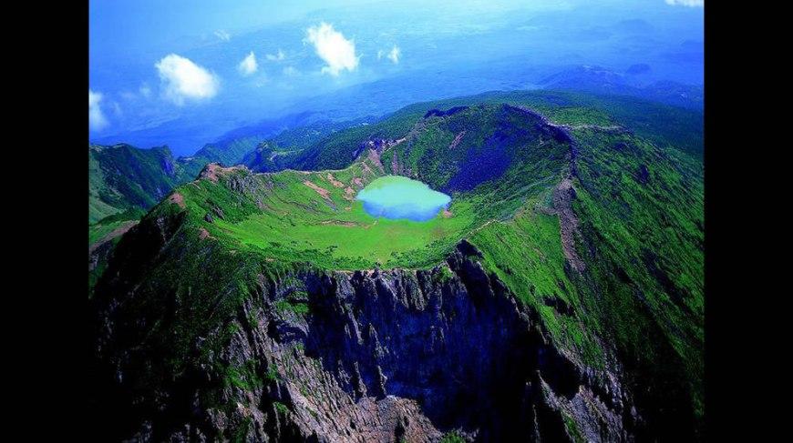 Jeju Island Halla Mountain