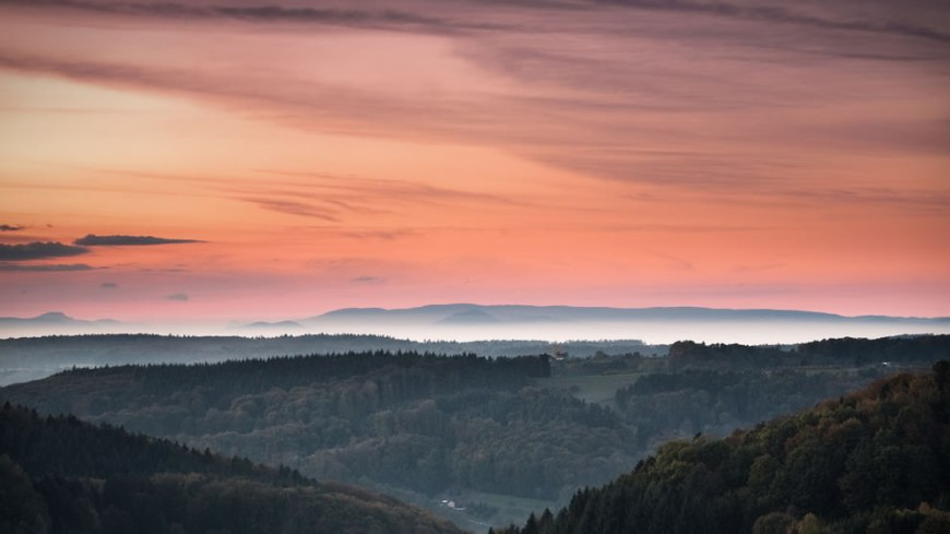 Over the Black Forest Hills