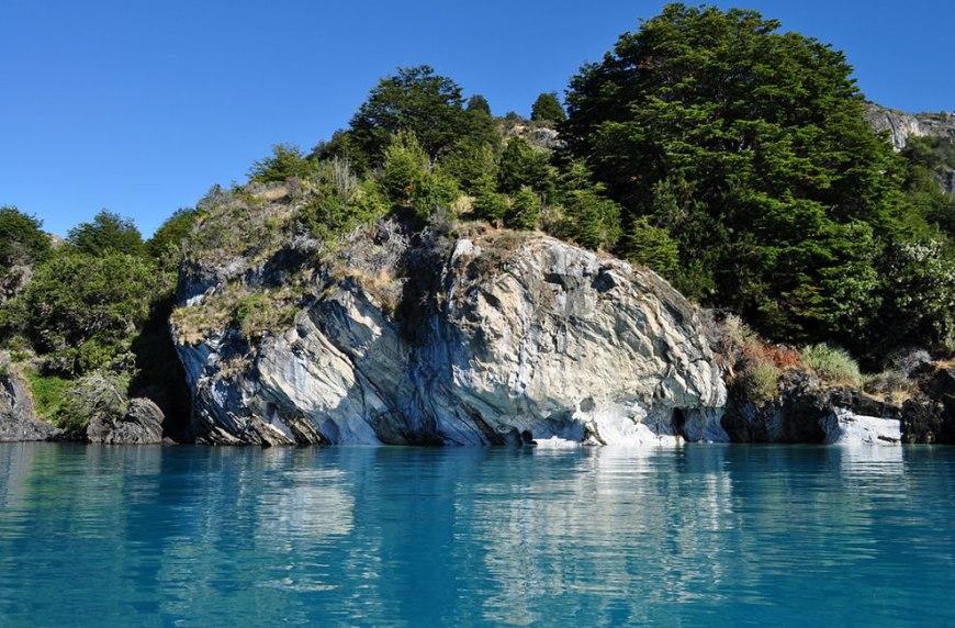 Pretty Patagonia Chile - Lake General Carrera