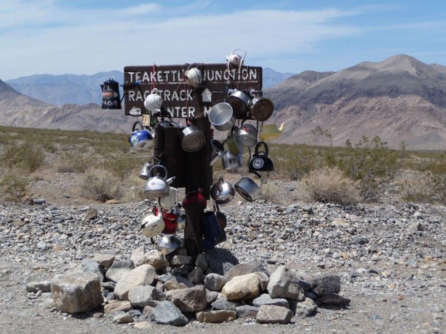 Teakettle Junction - Death Valley