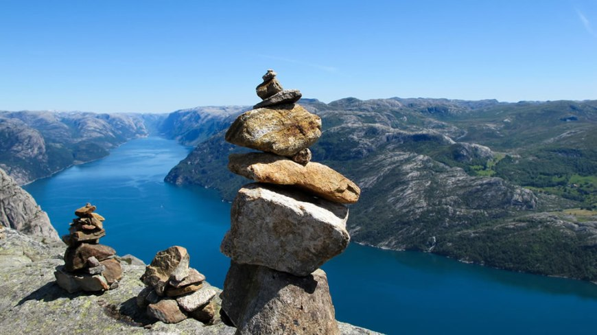 The Preacher's Pulpit - norway