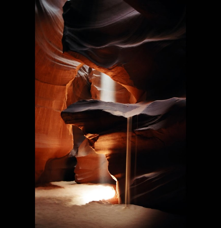 Antelope (Corkscrew) Canyon