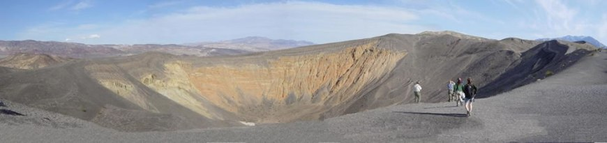 Ubehebe Crater, Death Valley, California