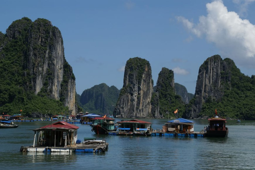 Vietnam - Ha Long Bucht