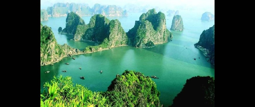 Vote for Ha Long Bay