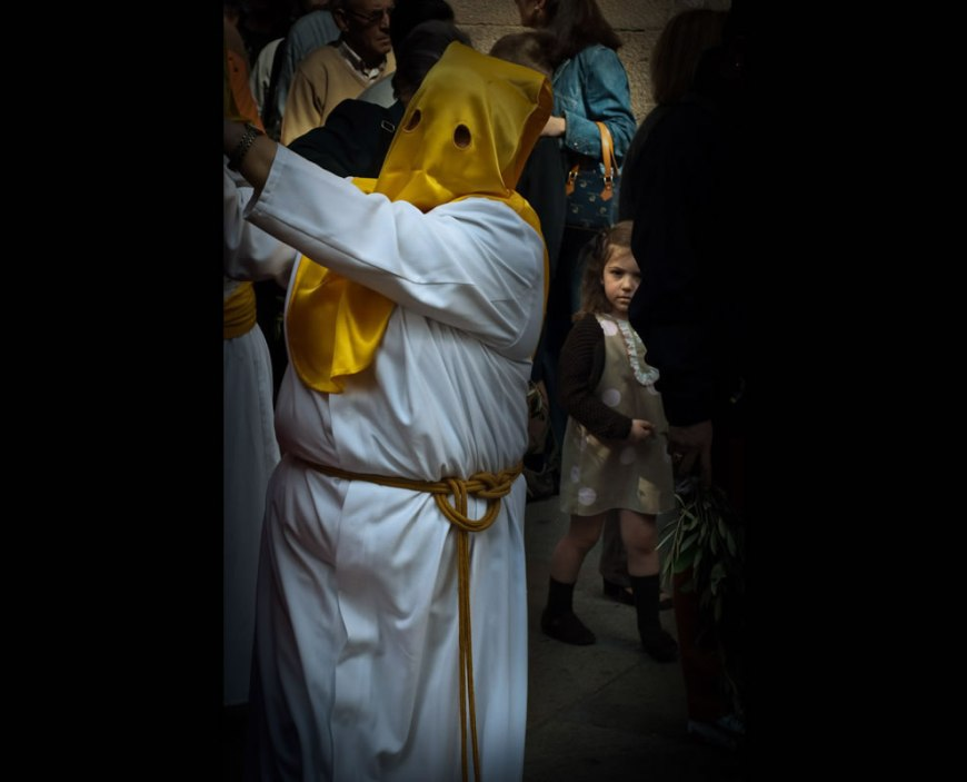 Procession into Jerusalem, Santiago de Compostela