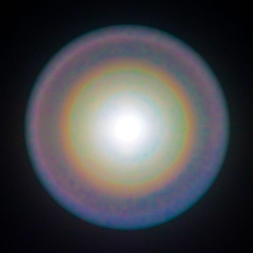 Lunar Flare