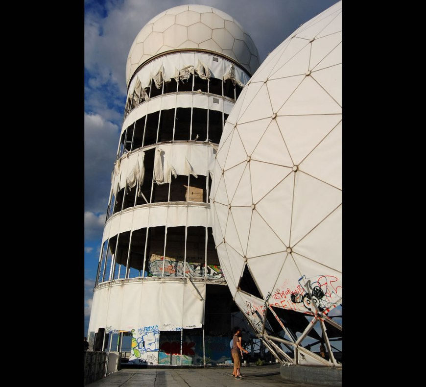 NSA Berlin Teufelsberg, 2010