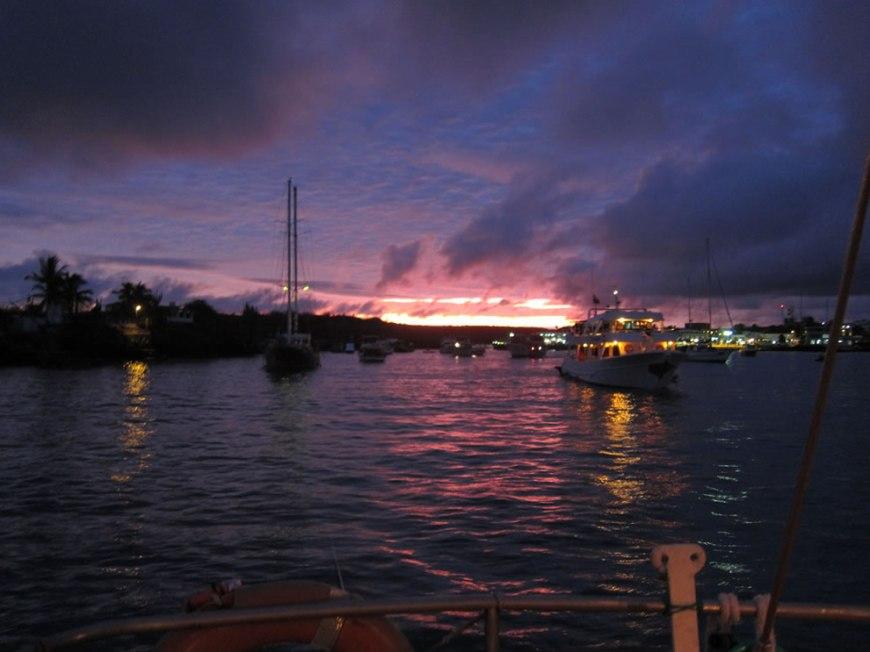 Puerto Ayora, Santa Cruz, Galapagos, Ecuador