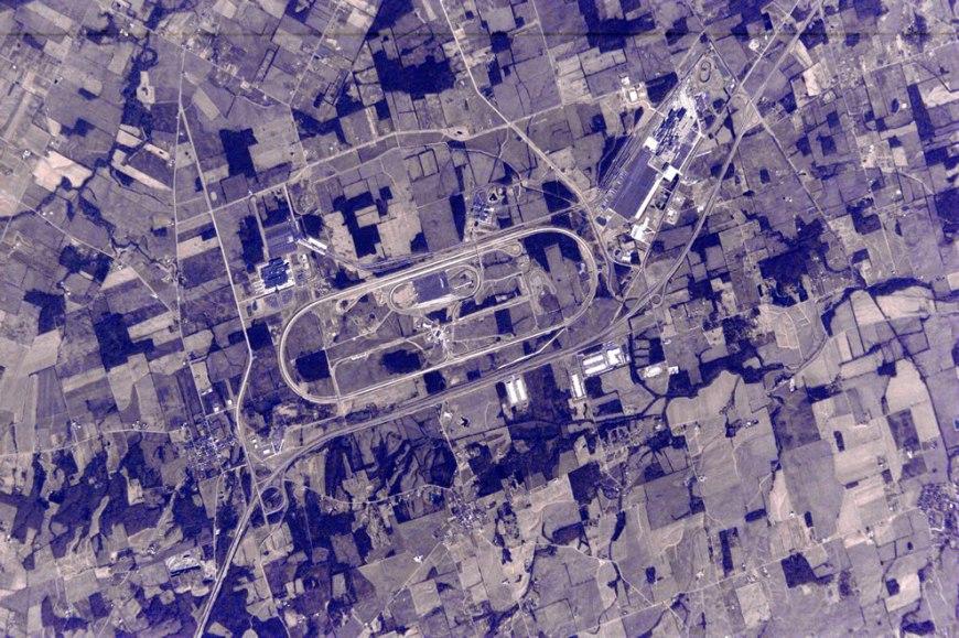 Indianapolis raceway racetrack