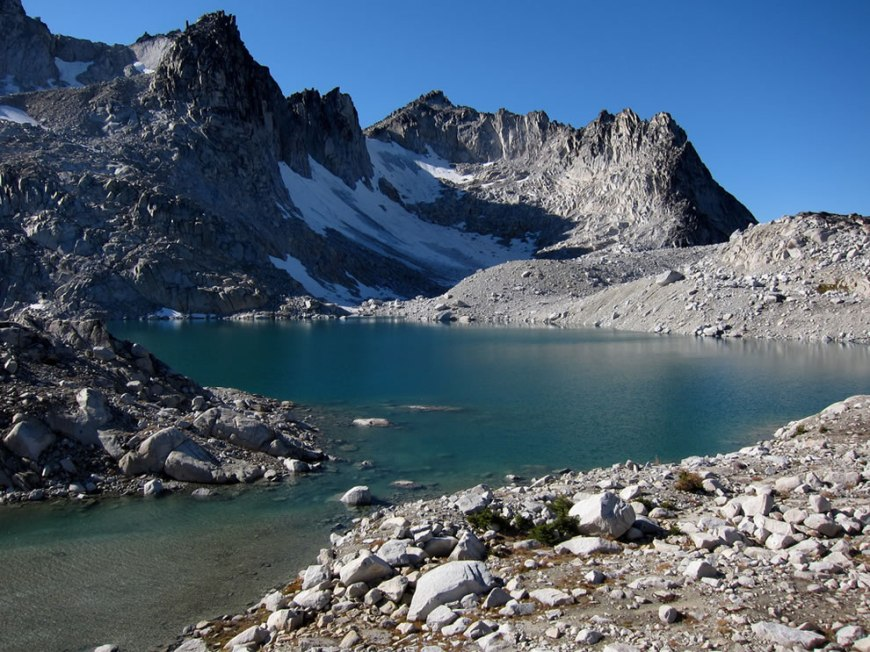 Isolation Lake Upper Enchantments