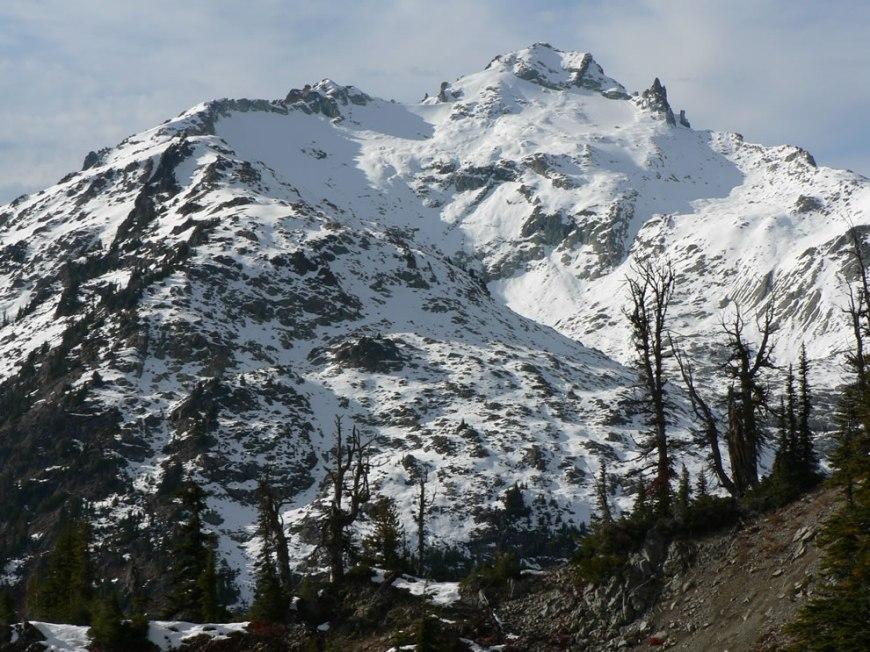 Mount Daniel (7960+ feet)