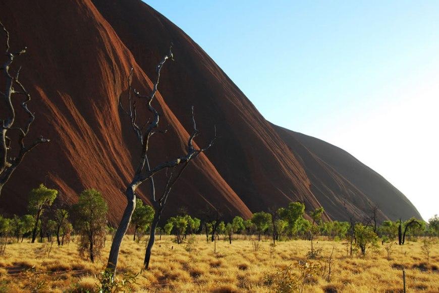 Uluru Monolith