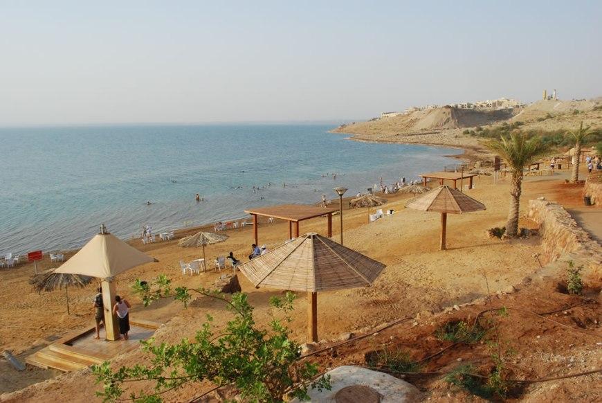 Amman Beach Tourism Resort on the Dead Sea