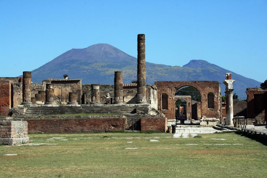 Ancient Ruins of Pompeii