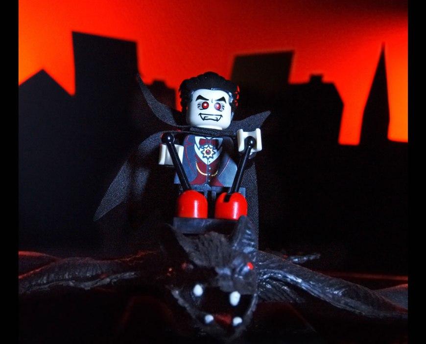 aural vampire tribute Halloween photo-fest