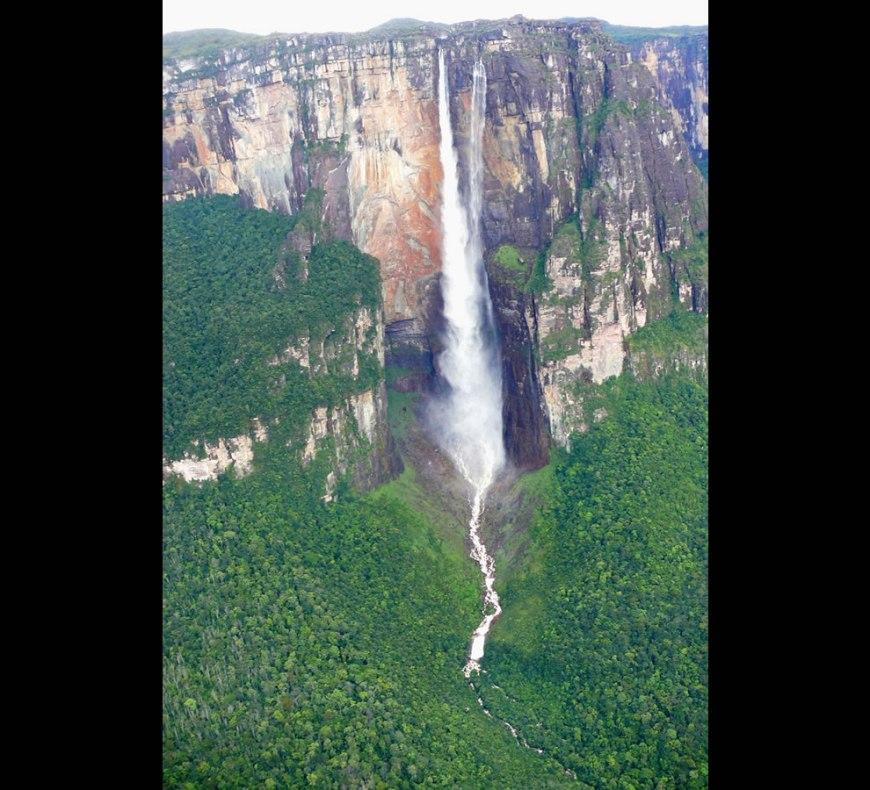 Canaima - Salto Angel