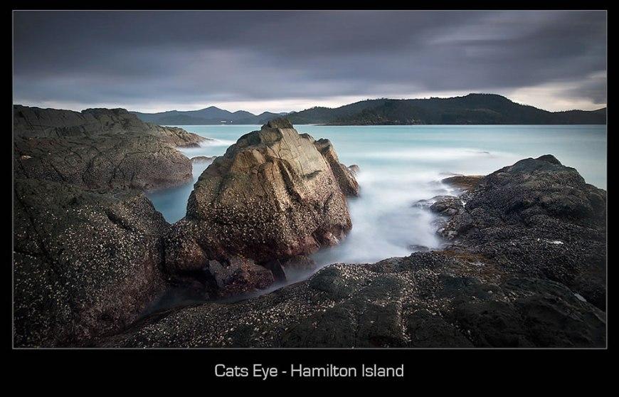 Cats Eye - Great Barrier Reef