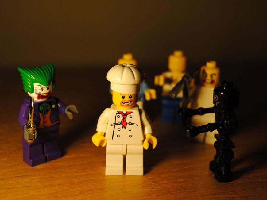 Chef in Danger - Halloween Special