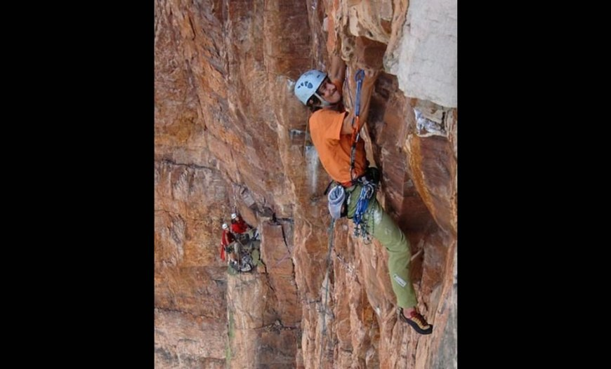 Climbing Rainbow Jambaia aka Angel Falls