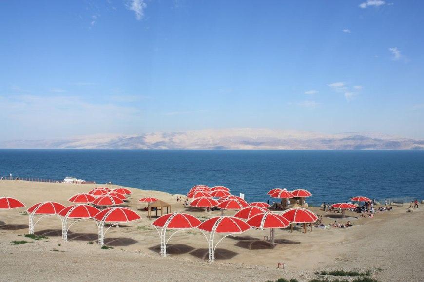 Ein Gedi Beach, The Dead sea, Israel