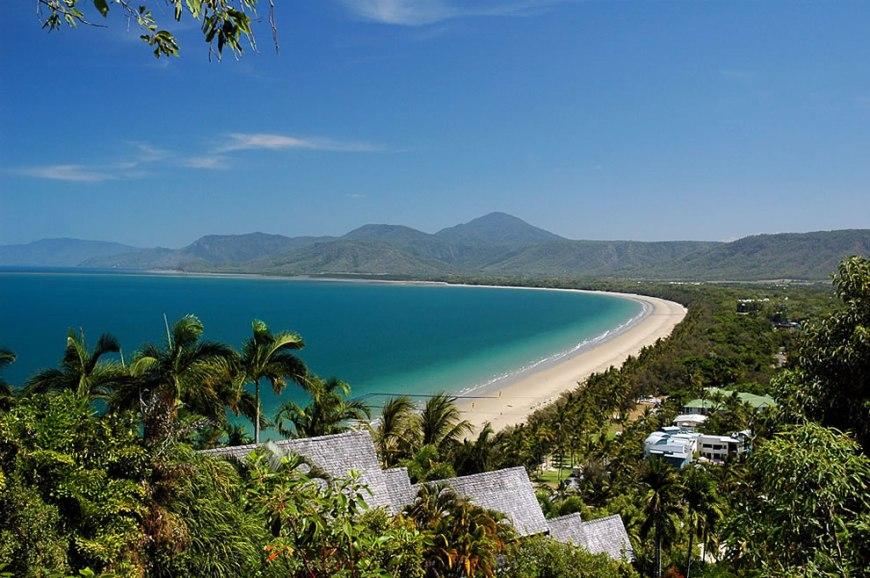 Four Mile Beach, Port Douglas, Queensland, Australia