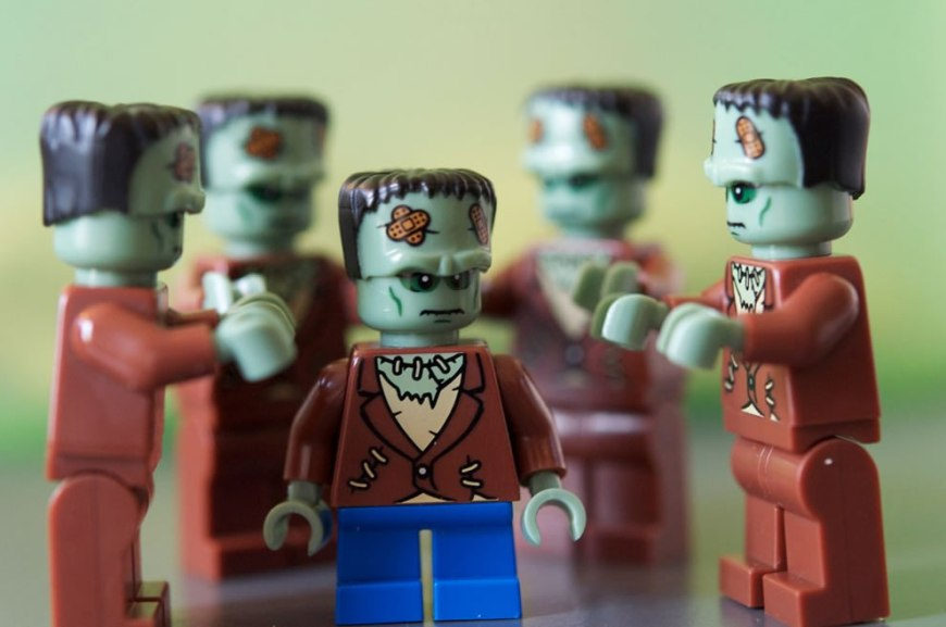 Frankenstein square dance